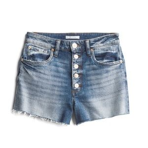Vivienne EXPOSED BUTTON Shorts